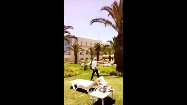 Video Follows Sousse Gun Attack