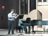 TK's Violin Recital