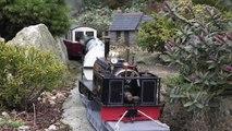 Narrow Gauge Mixed Traffic - Live Steam Garden Railways