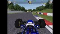 F1 Challenge 99-02 VB mod gameplay, Aida 1994 with Olivier Panis