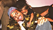 Chris Brown Reunites With Royalty | Adorable Pictures