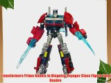 Transformers Cyberverse Commander Nightwatch Optimus Prime [UK Import]