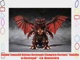 Bandai Tamashii Nations Destroyah (Complete Version) Godzilla vs Destroyah - S.H. MonsterArts