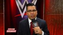 WWE timekeeper Berkley Ottman addresses the SummerSlam controversy Aug. 24, 2015 WWE On Fantastic Videos