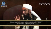 Hazrat MUHAMMAD(S.A.W) will cry and beg for us....by Maulana Tariq Jameel sahb..