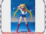 Sailor Moon - Sailor Moon 14 cm Figur mit Luna - S.H.Figuarts