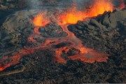 Quatrième éruption de l'année du Piton de la Fournaise sur l'île de La Réunion