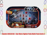 Hasbro 98928148 - Star Wars Fighter Pods Multi-Pack Serie 3
