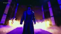 WWE RAW 2015 The Undertaker Returns SUMMERSLAM 2015 THE UNDERTAKER VS BROCK LESNAR