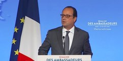 Hollande : «Nous devons nous préparer à d'autres assauts»