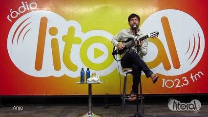 Anjo - Saulo (Ao vivo na Litoral FM)