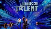 Un groupe de jeunes français a mis sens dessus dessous le Britain's Got Talent