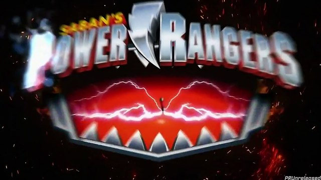 Power Rangers Dino Charge - Unreleased Music: 10 Dino Thrash