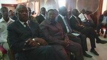 Gabon, Ouverture des assises de la société civile