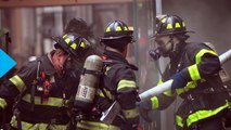 Eight Firefighters Hurt in Four-Alarm NYC Blaze