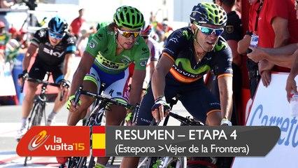 Etapa 4 Estepona / Vejer