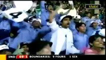 Shoaib Akhter 9 Wickets Pak vs Ind Classical Wickets