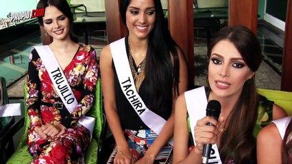 Conoce los secretos de las candidatas al Miss Venezuela 2015