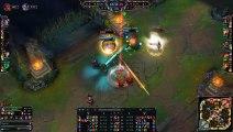 MakNooN - Fiora vs Gnar - Top - Highlights (Aug 25, 2015)