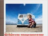 AG - VW Bus Kinder Spielzelt blau T1 Bulli Van Volkswagen Wurfzelt