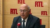 """Impôts : """"Il y aura une baisse pour les Français les plus modestes"""", confirme Michel Sapin"""