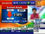 Sunteck Realty consolidated Results Q1FY16