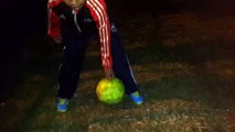 Tiky taka de CR7 - football-tricks freestyle