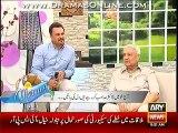 Abdul Qadeer Khan Sharing How Air Hostesses Taking Selfies With Him