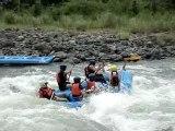 Davao Wild Water Adventure Water Rafting