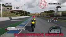 MotoGP™14 Playstation 4 Moto 2 - GamePlay Carier Jerez #GameNetworkPS