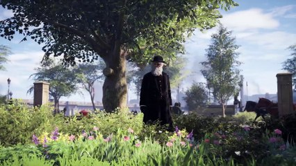 Trailer - la conspiration de Darwin et Dickens de Assassin's Creed Syndicate