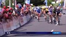 Tour du Poitou-Charentes 2015 Etape 1