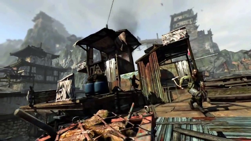 Tomb Raider  Definitive Edition Trailer (PS4XboxOne)