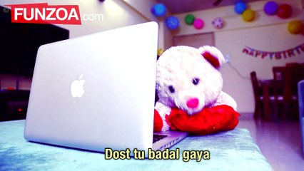 Tu Invisible Hai- Girl Finds Boyfriend Offline