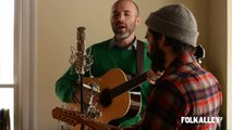 """Folk Alley Sessions: Cahalen Morrison & Eli West - """"Down in the Lonesome Draw"""""""