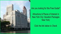 (Vacation Packages New York) Attractions & Places of Interest in New York City