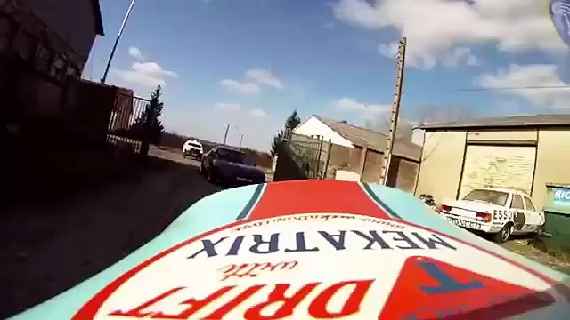 drifting motorcycle