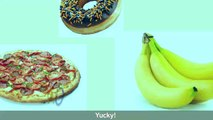 Do You Like Broccoli Ice Cream Nursery Rhymes &  3D Animations Cartoon Rhymes Collection
