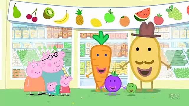Peppa Pig   s04e45   Fruit clip2