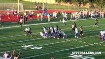 2014 Memphis SCIAA Football Jamboree Day 1