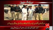 Two person arrested by police while selling dead horse and donkey meat in Lahore, these persons belong to PMLN