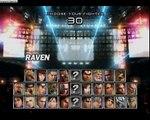 PCSX2 0.9.6 - Tekken 5 - Krotki test GSdx