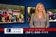 Boca Raton Personal Injury Lawyer - 561-395-8055 - Leifer Law Firm