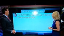 "News Anchor goes wrong saying ""Meth"" instead of ""Pepsi"" live on air..."