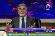 Even Nusrat Javed Accepted That Imran Khan's Demand of ECP Provincial Members Resignation is Fair