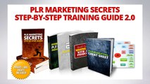 Private Label Rights Marketing Secrets 2.0 PLR Review OFFICIAL VIDEO