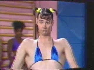 In Living Color - Workout - Jim Carrey