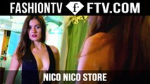 WATCH Sexy models trying on Sexy Swimsuits at the Nico Nico Store! | FashionTV