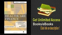 Healthcare Finance An Introduction to Accounting & Financial Management PDF