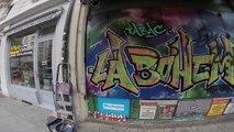 Creative Joule / - Graff - street art - Geneva / Taba La Bohème - JONXION